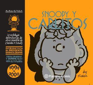 SNOOPY Y CARLITOS 1999-2000 Nº 25/25