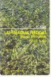 PALABRAS PERDIDAS,LAS