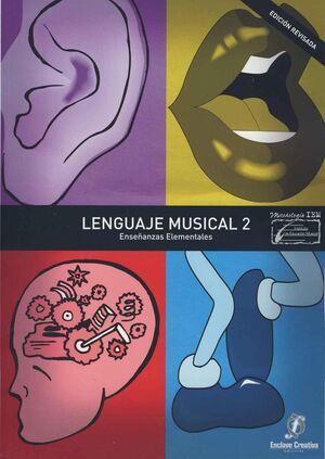 LENGUAJE MUSICAL 2  GRADO ELEMENTAL ENCLAVE CREATIVA