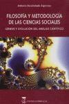FILOSOFIA Y METODOLOGIA DE LAS CIENCIAS SOCIALES I