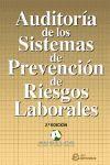 AUDITORIA SISTEMAS PREVENCION RIESGOS LABORALES 2E