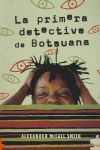 PRIMERA DETECTIVE DE BOTSUANA BOL