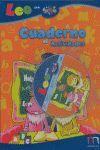 LEO CON LOS LUNNIS BLISTER CUADERNO+CARTILLA+CD+GU