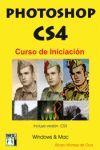 PHOTOSHOP CS4 CURSO DE INICIACIÓN