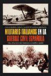 MILITARES ITALIANOS GUERRA CIVIL ESPAÑ.