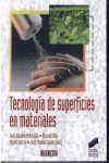TECNOLOGIA DE SUPERFICIES MATERIALES