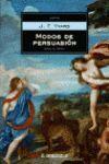 MODOS DE PERSUASION