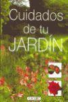 CUIDADOS DE TU JARDIN
