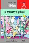 LA PRINCESA Y EL GUISANTE (AL GALOPE)