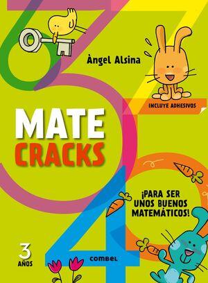 MATECRACKS PARA SER UNOS BUENOS MATEMATICOS 3 AÑOS