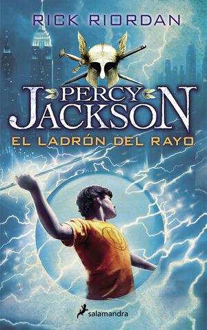 NUEVA ED. EL LADRON DEL RAYO (PERCY JACKSON I)