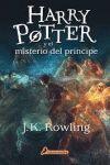 HARRY POTTER Y EL MISTERIO DEL PRÍNCIPE 6 ( RUSTICA)