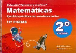 MATEMÁTICAS 2º PRIMARIA EJERCICIOS PRÁCTICOS CON SOLUCIONES ONLINE