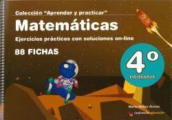 MATEMÁTICAS4º PRIMARIA EJERCICIOS PRÁCTICOS CON SOLUCIONES ONLINE