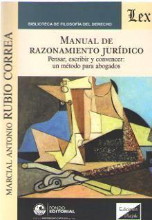 MANUAL DE RAZONAMIENTO JURIDICO