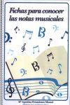 FICHAS PARA CONOCER LAS NOTAS MUSICALES